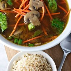 crock pot black bean soup ~vegan, gluten free~ - BeginWithin Nutrition
