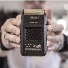 Finale 5 Star Shaver #ABBS #Atlanta #barber #supplies #Wahl #shaver #5star #Finaleshaver #cordless Fade Up, Barber Tattoo, Barber Apron, Graffiti Words, Barber Haircuts, Beard Tips, Barber Supplies, Awesome Beards, Barber Chair