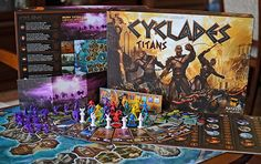 Adds the titan unit and special metropolis--a very nice expansion to a great game. 4 stars!