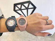 ❤Relojes WATX❤ Crea tu propia combinación, eligiendo tu color de correa y el fondo de caja de reloj que más te guste... En tu tienda CHIGUAGUA💎