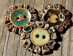 New Beads & Buttons July 2015 | by Lisa Peters Art