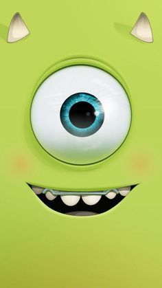 Fondo de pantalla de mike (Monster University)