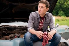 Scotty McCreery.... I love him and his music so incredibly much ♥♥♥ -I dont wanna be your friend