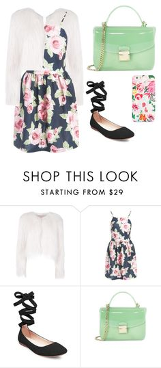 """#2"" by annisyaar on Polyvore featuring Giamba, Sans Souci, Steve Madden, Furla and ban.do"