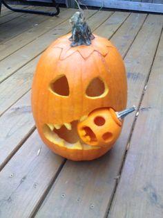 Halloween pumpkin!