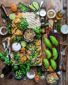 Low Carb Recipes To The Prism Weight Reduction Program Taco Tuesday, Eat Delicious Style. Formula Chilling In The New Cookbook Available In Stores and Online Now - Cop Your Copy Today . Beer Battered Fish Tacos, Mexican Food Recipes, Healthy Recipes, Fish Recipes, Dinner Recipes, Good Food, Yummy Food, Food Platters, New Cookbooks