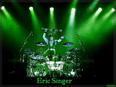☆ Eric Singer ★  - kiss Wallpaper