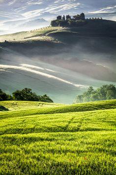 Tuscany... #italy #travel www.culturalitaly.com