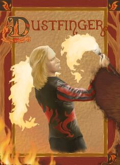 Dustfinger: Master of Flames by Inkheart-Club