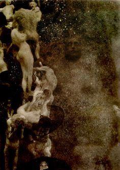 Gustav Klimt, La Filosofia 1899 - 1907