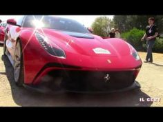 One-off Ferrari f12 TRS - YouTube