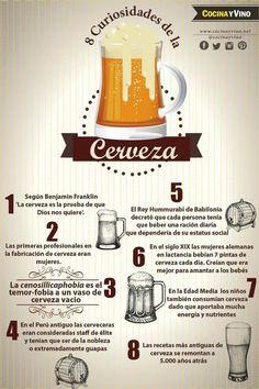 #Curiosidades #Cerveza