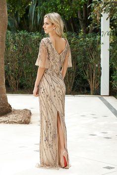 Vestido Longo . Vestido Bordado . Embroidery Dress .
