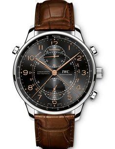 "IWC Schaffhausen Portugieser Chronograph Rattrapante Edition ""Boutique Genève"" (Ref. IW371221)"