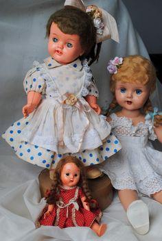 Vintage Dolls  (marca Trol e Estrela)