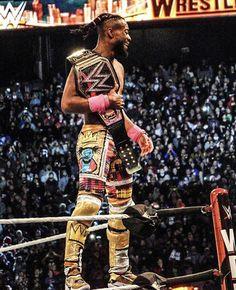 Wrestling Rules, Wrestling Stars, Wrestling Wwe, Kingston, New Wwe Champion, Wrestlemania 29, Wwe World, Wwe Wallpapers, Wwe Champions
