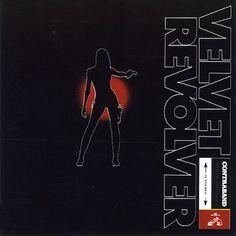 Velvet Revolver Contraband Album Cover 2004 Adult T Shirt Hard Rock Music
