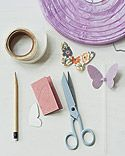1000 images about butterfly themed party on pinterest for Martha stewart butterfly template