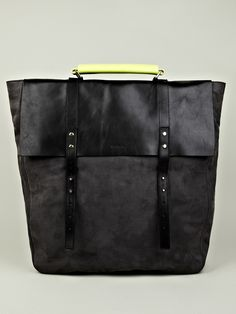 Paul Smith Men s Nubuck Backpack in grey e99b531d55bc8