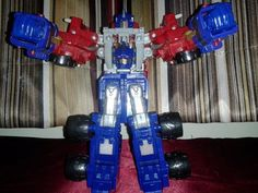 Transformers Optimus Prime. Power Attacker. Age of Extinction.