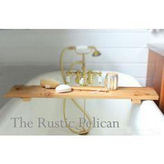 Bath -Bathroom Decor -Romantic