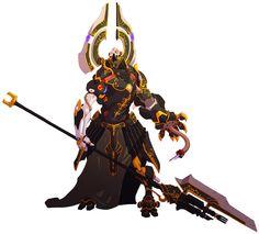 Bloodborn General, Vetruvian Empire