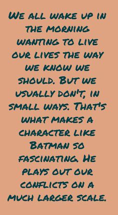 -Christopher Nolan (director of Batman Begins, The Dark Knight, and the Dark Knight Rises)