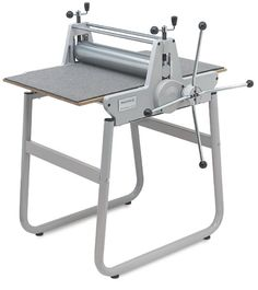 I would love to get my hands dirty again with my own intaglio printing press.