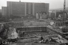 Roky 1970-1974 - fotografie Bratislava, Historical Photos, Maine, Nostalgia, Europe, Urban, Street, Painting, Times