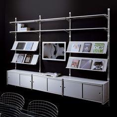 metallic bookcase - Căutare Google