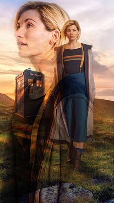 Jodie Whittaker is the Thirteenth Doctor!