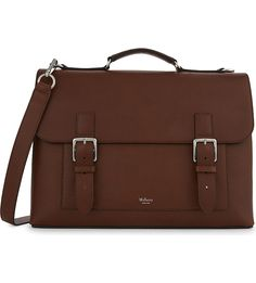 11bdfe701b MULBERRY Chiltern leather briefcase. Mulberry BagHand BagsLeather ...