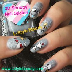 Nail Art Accessories Halloween Nail Stickers 3d