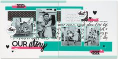 With a qualifying purchase, you can earn this scrapbooking paper for free…