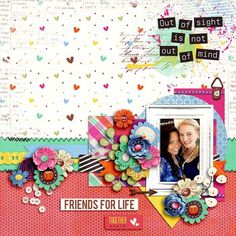 Layout using {Old Friends} Digital Scrapbook Kit by Red Ivy Designs available at Sweet Shoppe Designs http://www.sweetshoppedesigns.com//sweetshoppe/product.php?productid=32977&cat=797&page=3 #redivydesigns