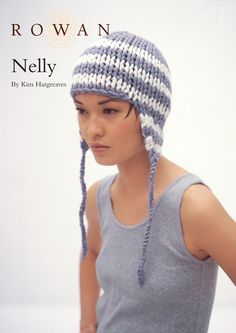 Nelly Hat in Rowan Big Wool. Discover more Patterns by Rowan at LoveKnitting. We stock patterns, yarn, needles and books from all of your favorite brands.