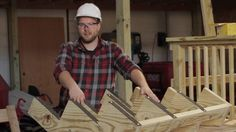 How to Build a Deck Part 9: Stair Install - YouTube