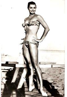 Remarkable, very esther williams bikini