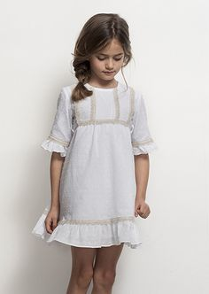 Ideas For Fashion Kids Design Children Little Girl Fashion, Little Girl Dresses, Kids Fashion, Girls Dresses, Moda Kids, Look Girl, Little Fashionista, Baby Kind, Cute Outfits For Kids