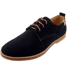 Amazon.com  DADAWEN Men s Leather Oxford Shoe  Shoes 23b563cf6