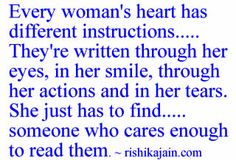 I think people in general are like this. Not just women. And everyone needs someone who's willing to read no matter how hard it may be.