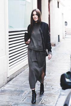 awesome 50 Идей, с чем носить модные женские свитшоты 2016 (фото)