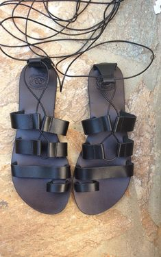 Dear Visitor Welcome to my store where you will find simple, comfortable and absolutely stylish Greek Summer Sandals and colourful handbags all made of real leather.We offer plain leather summer flats but also beautifully decorated boho sandals. In our store you can find tie up