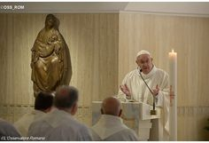 Pope: No to Double lives: Christians are people of light