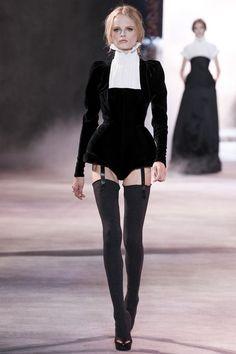 Ulyana Sergeenko Couture AW13