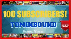 100 subs and like 23,000 views :)