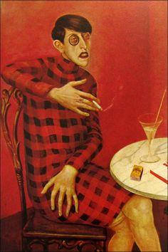 Otto Dix. Plus