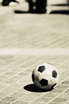 soccer. there's an energy that comes when i play it, i crave it, i live it. it's part of my child hood, my teen age years, it's just who i am. soccer. is. me. i. am .soccer.