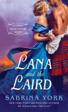 Lana and the laird / Sabrina York.
