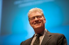 Najważniejszym zadaniem edukacji jest pomóc dzieciom zrozumieć świat - rozmowa z Sir Kenem Robinsonem